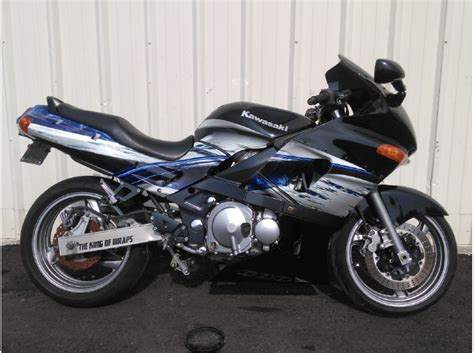 Kawasaki Zzr600 For Sale by 2003 Zzr600 Motorcycles For Sale