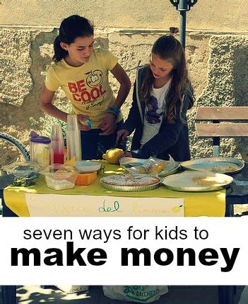 for to make 7 ways can make money this summer everybody