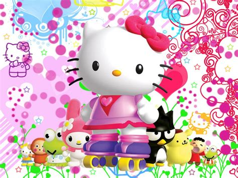 hello kitty wallpaper samsung s3 3d hello kitty wallpaper wallpapersafari