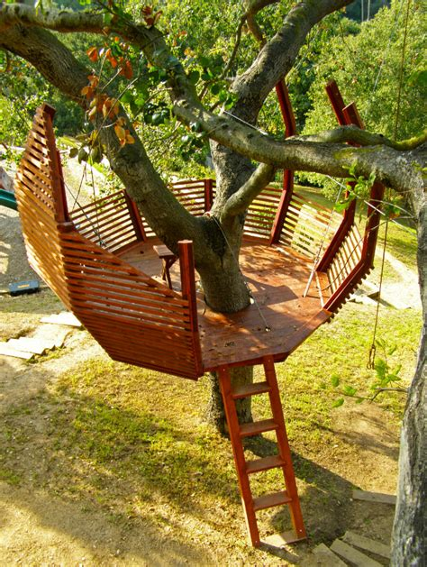 backyard builders 8 tips for building your own backyard treehouse
