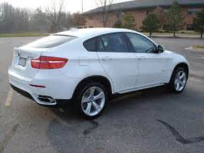 Bmw X6 White Bmw X6 Price Modifications Pictures Moibibiki