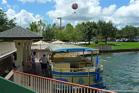 sw boat tours orlando fl disney s saratoga springs resort vacation grounds tour