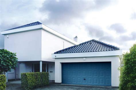 portes de garage basculantes thermique et personnalisable