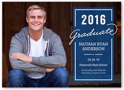 Why U Choose Mba After Doing Graduation by Graduation Announcement Wording Ideas For 2017 Shutterfly