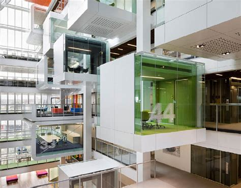 macquarie bank office macquarie bank s green office is part space station part