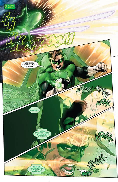 green lantern god of light gl s in pursuit of a speedster god in hal jordan and