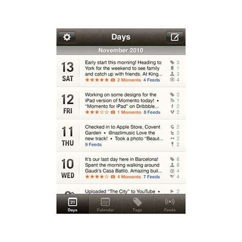 Diary App The Best Iphone Diary Apps