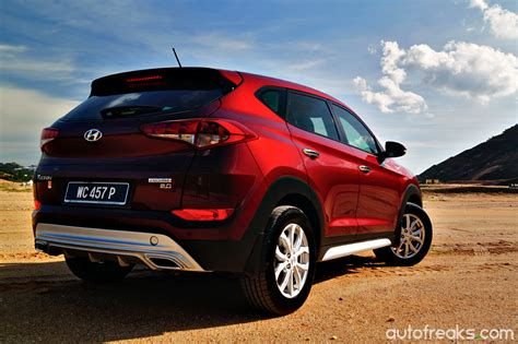 hyundai tucson test drive review hyundai tucson 2 0 executive