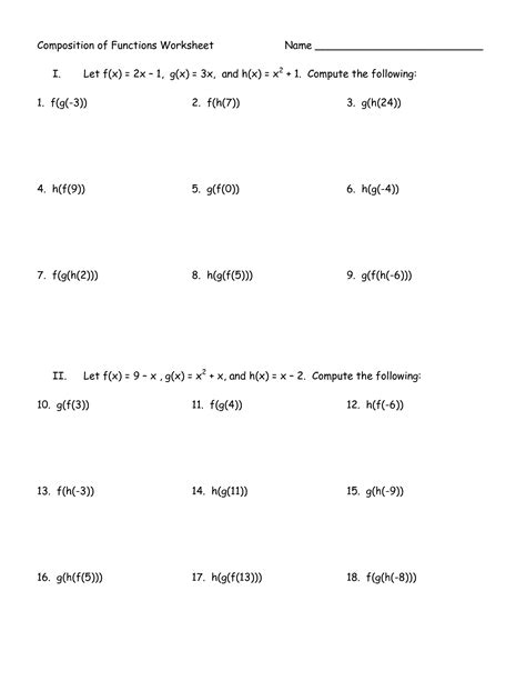 Transformations Of Functions Worksheet by 15 Best Images Of Transformation Worksheets Middle School