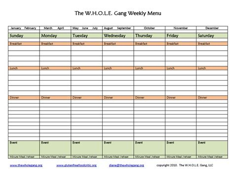 printable weekly planner worksheets printables meal planning worksheet beyoncenetworth