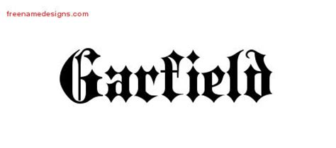garfield name top garfield is named images for tattoos
