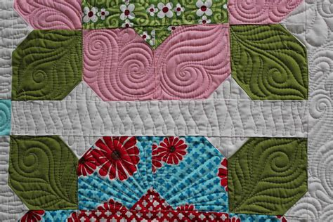 quilting is therapy pop posies quilt quilting is