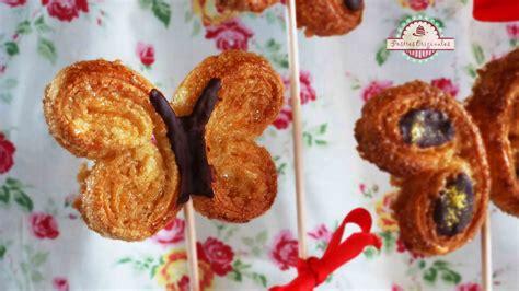 cocinar con hojaldre recetas faciles mariposas de hojaldre cocinar con ni 241 os recetas