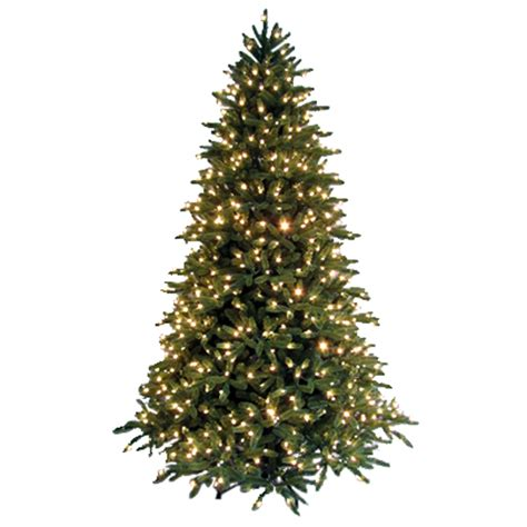 shop ge 7 1 2 just cut fraser fir artificial christmas