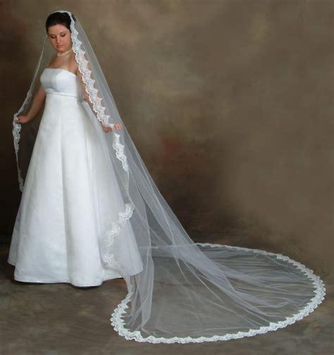 long wedding veilscherry