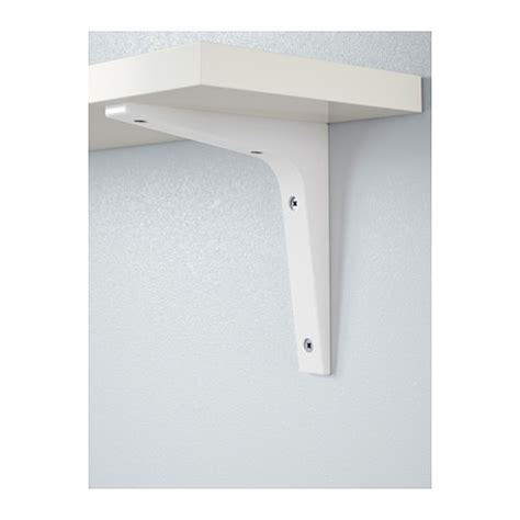 Ekby Shelf Brackets by Ekby St 214 Dis Bracket White 17x17 Cm