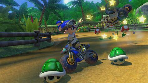 mario kart 8 deluxe fresh mario kart 8 deluxe gameplay arrives