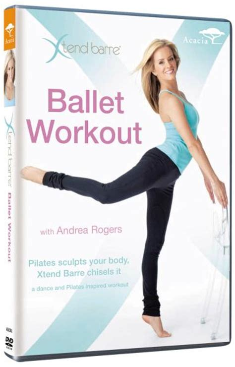 xtend barre ballet workout dvd zavvi