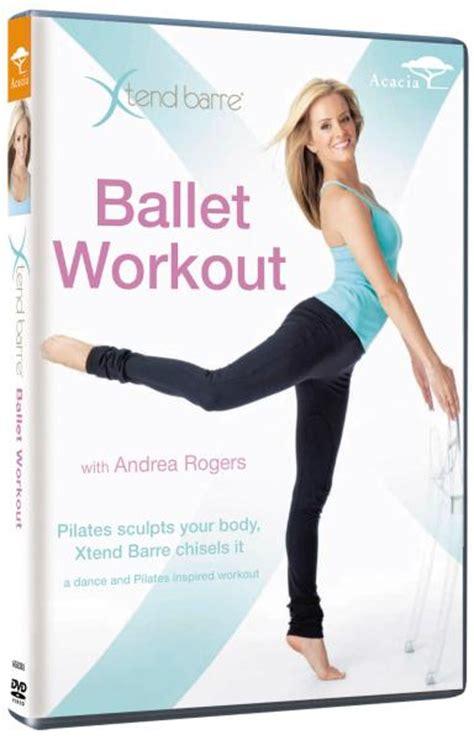 xtend barre ballet workout dvd zavvi