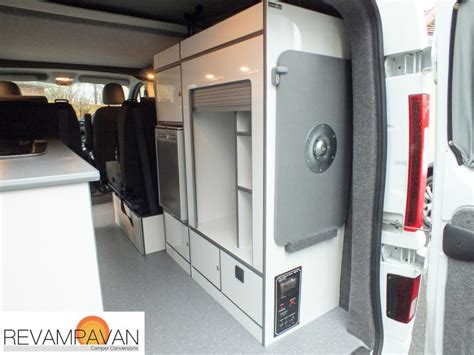 ford transit custom rear conversion revampavan uk