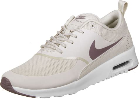 nike air max thea  shoes beige