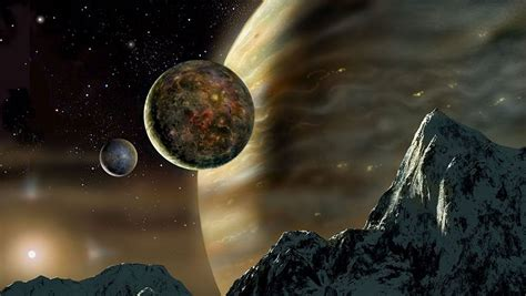Planetary Exploration The Distant Planets Cover astronomers from nasa discovered seven earth like