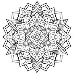 coloring paper best 25 mandala colouring pages ideas on