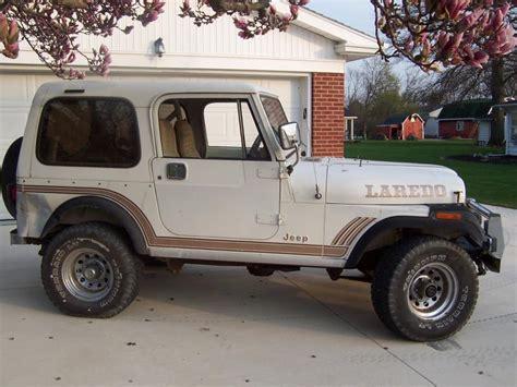 Rudys Jeeps Rudy S Classic Jeeps Llc 86 Cj7 Laredo 6500 00 W O Top