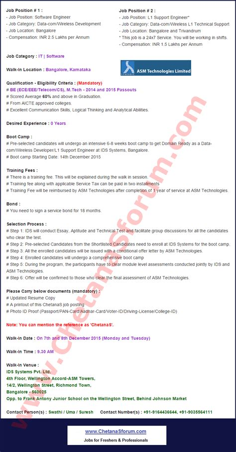 resume for m tech freshers