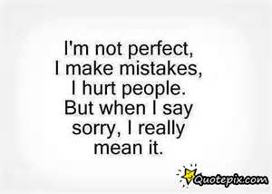 But when i say sorry i really mean it quotepix com quotes