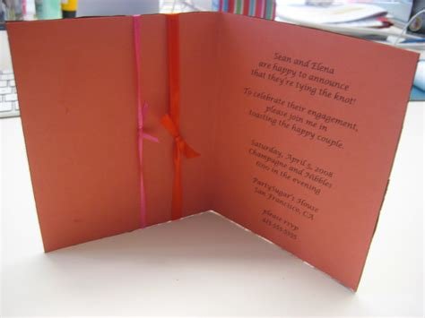 Come With Me Engagement Invites by Come With Me Engagement Invites Popsugar Food