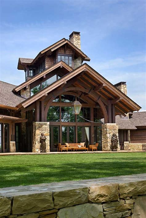 timber framed homes plans timber frame home design log home pictures log home