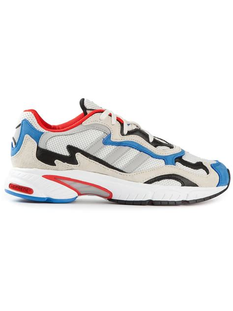 Adidas Sneaker Sole Iphone All Hp adidas temper run sneakers in white for lyst