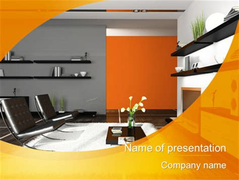 powerpoint design house home interior design presentation template for powerpoint