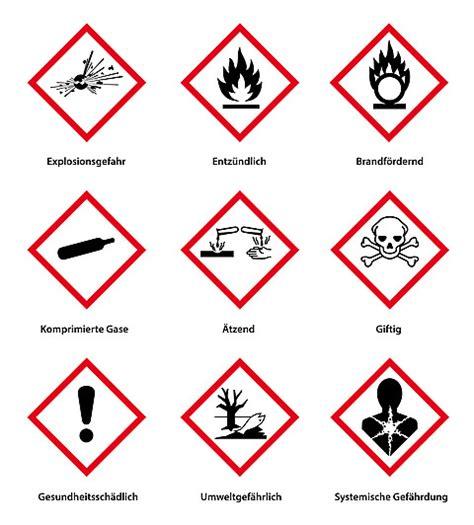 Kennzeichen Aufkleber Pdf kennzeichnung und lagerung gefahrstoffen in der