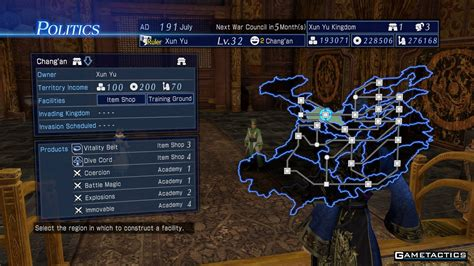 Dynasty Warriors 8 Empires dynasty warriors 8 empires review xbox one also on