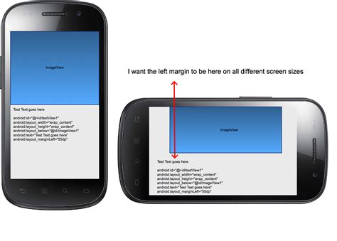 imageview layout gravity how to align textview according to above imageview in