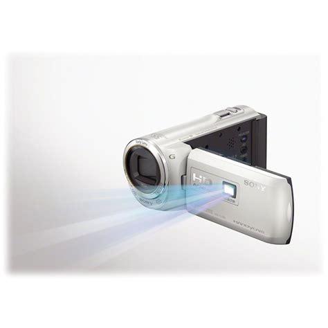 Handycam Sony Projector Pj380 used sony 16gb hdr pj380 60p hd handycam camcorder hdrpj380 w