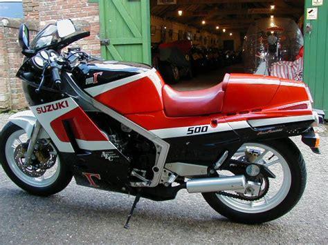 Suzuki Gamma 500 For Sale 1989 Suzuki Rg 500 Gamma Moto Zombdrive