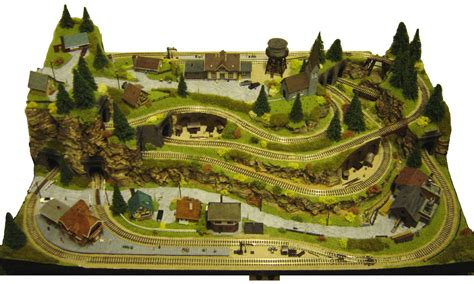 layout n scale train 301 moved permanently