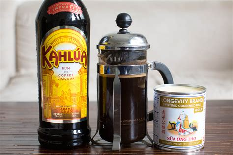Kahlua Coffee my spoon kahl 250 a iced coffee