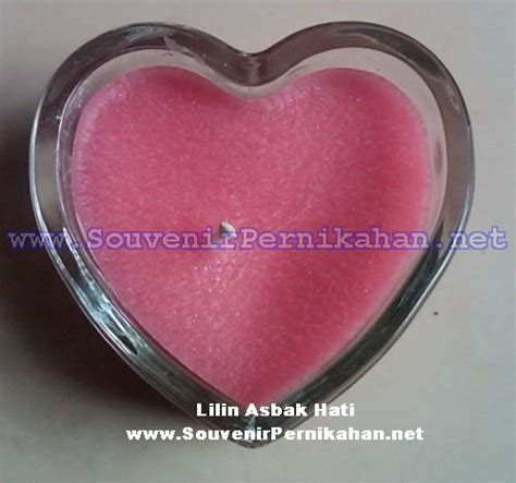 Souvenir Sabun Bentuk Mawar 1 lilin asbak hati souvenir pernikahan