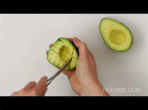 how to prepare an avocado youtube