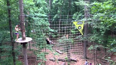 go ape tarzan swing tarzan swing with crazy drop in go ape rock creek park