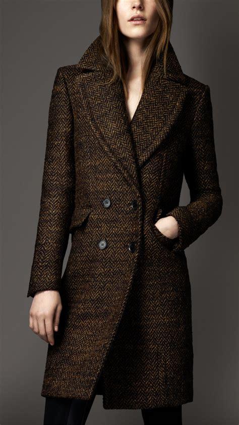 womens light brown pea coat womens light brown pea coat 28 images lyst asos