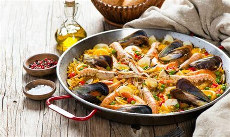 cucinare paella ricette la prova cuoco la paella alla valenciana