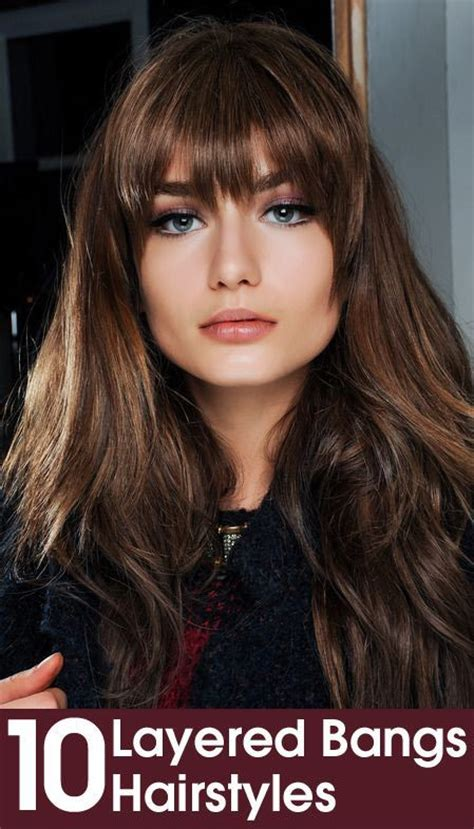 long layers with bangs keratin style 17 best images about long hair on pinterest layered