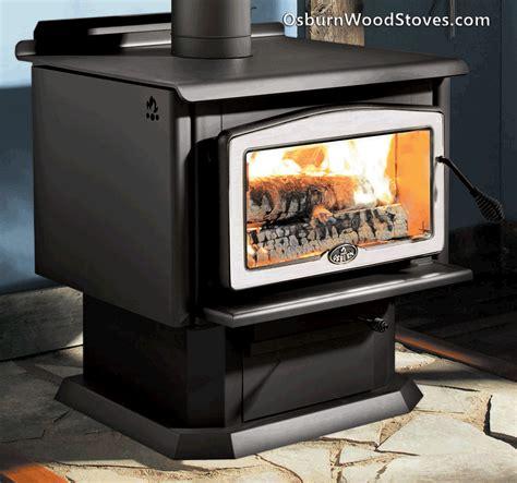 Osburn Wood Heaters Osburn 2400 The Osburn 2400 Weighs 513 Pounds Puts Out