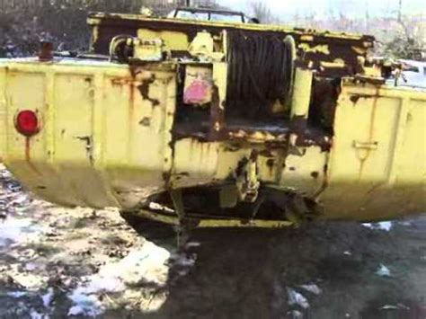 wwii duck boats for sale this ww2 duck dukw is for sale on ebay youtube