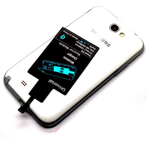 wireless phone charger for android qi wireless charger charging receiver for universal android smartphone samsung cell phones